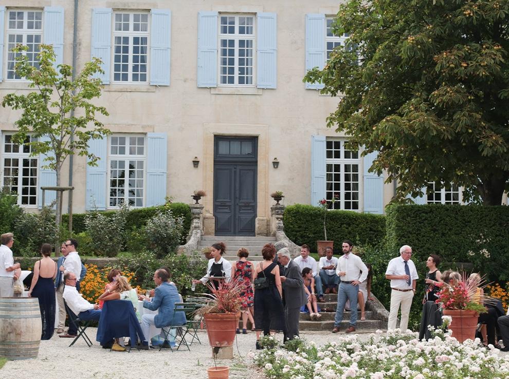 Mariage mas Provençal